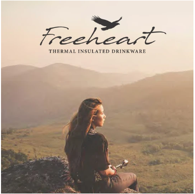 Freeheart Poster